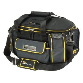 Show details of Stanley Consumer Storage 501300M FatMax Xtreme Round Top Bag.