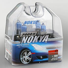 Show details of Nokya H3 Arctic White Light Bulbs.