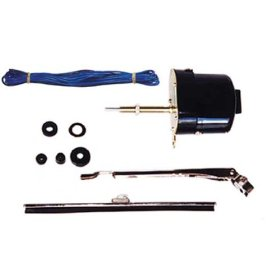 Show details of Omix-Ada 19101.02 Wiper Motor Kit 12 Volt Electrical for Jeep.