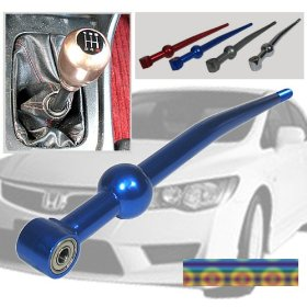 Show details of 92 93 94 95 Honda Civic Jdm Eg Short Throw Shifter Blue 93 94.