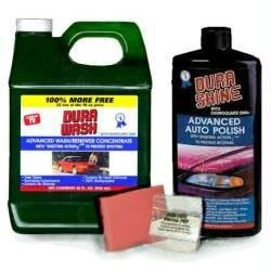 Show details of Dura Lube Advanced Wash and Polish Kit.