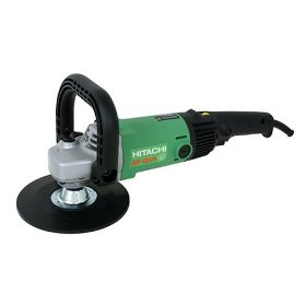 Show details of Hitachi SP18VAH 11 Amp Variable Speed Polisher.
