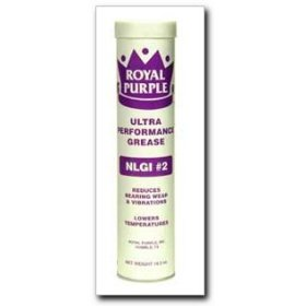 Show details of Royal Purple Ultra-Performance Grease 14.5 oz tube.