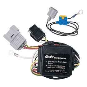 Show details of Hopkins Plug-In Simple 43375 T Connector Wiring Kit For Toyota Tundra, '01-02.