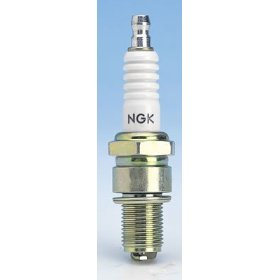 Show details of NGK Spark Plugs NGK-4554: Spark Plug, Racing, Flat Seat, 14mm Thread, .750 in. Reach, Non-Resistor, Each.