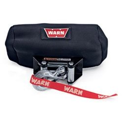 Show details of Warn 71980 Neoprene Winch Cover.