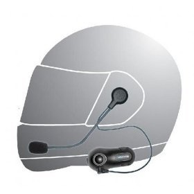 Show details of BlueAnt InterPhone - Headset ( helmet mount ) - wireless - Bluetooth.
