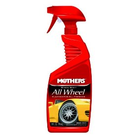 Show details of Mothers 05924 Wheel Mist All Wheel Cleaner - 24 oz.