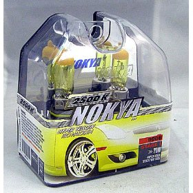 Show details of Nokya Arctic Yellow 9006 Headlight Bulb (Stage 1).