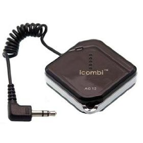 Show details of ChatterBox iCombi AG12 Bluetooth Adapter - 3.5/Black.