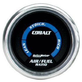 Show details of Auto Meter 6175 Cobalt Digital Air / Fuel Ratio Gauge.