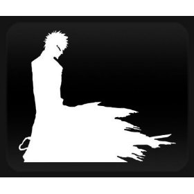 Show details of Bleach Kurosaki Ichigo Sticker Decal.