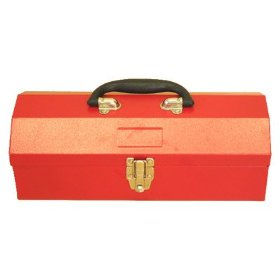 Show details of Portable Metal Tool Box.