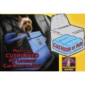 Show details of Kyjen Outward Hound Medium Pet Lookout Seat - GREEN.