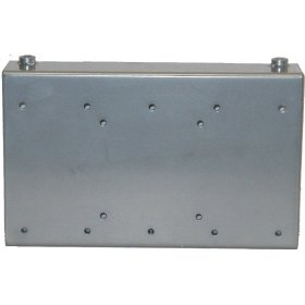 Show details of Retraact-It 9600 EZTV Flat Panel Monitor Tiltable Wall Mount for 23-to-32-Inch Monitors, Silver.