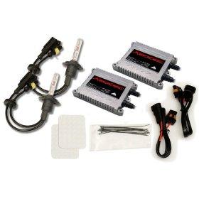Show details of XenTec Slim HID Kit H7 5000K (white).