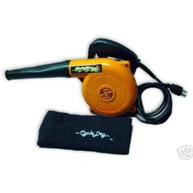 Show details of Cycle Dry Motorcycle Blower / Dryer / Blaster.
