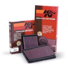 Show details of K&N 33-2232 Replacement Air Filter.