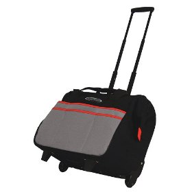 Show details of McGuire-Nicholas 22320W 20-inch Rolling Tool Bag.