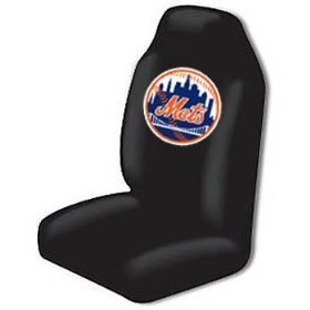 Show details of New York METS MLB Baseball Auto Car SEAT COVER New Gift.