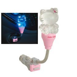 Show details of Hello Kitty Car LED Light.