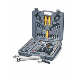 Show details of Wilmar W1193 119 Piece Multi-Use Tool Set.