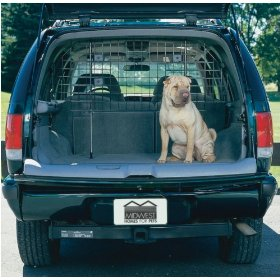 Show details of Sport Utility/Van Pet Barrier - Model 14N.