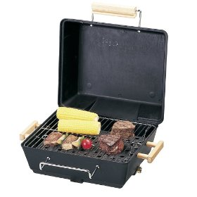 Show details of Olympian 57301 4100 Tabletop Gas Barbecue Grill.