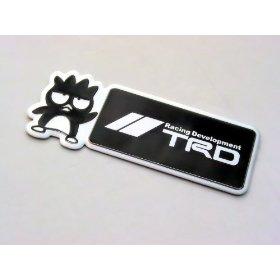 Show details of Toyota Scion Badtz Maru Emblem Badge.