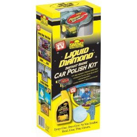 Show details of Simoniz S3KIT Liquid Diamond Kit.