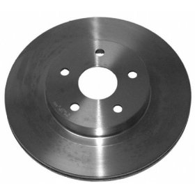 Show details of Aimco Global 10131208 Economy Front Disc Brake Rotor Only.