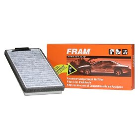 Show details of Fram CF8109 PC Cabin Air Filter.