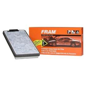 Show details of Fram CF8109 PC Cabin Air Filter.