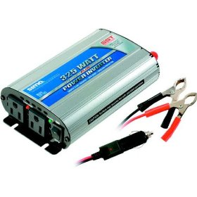Show details of Sima STP-325 325-Watt Power Inverter.