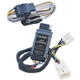 Show details of Hopkins Plug-In Simple 42465 T Connector Wiring Kit For Jeep Cherokee, '9701.