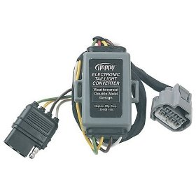 Show details of Hopkins Plug-In Simple 43365 T Connector Wiring Kit For Toyota Tundra, 1999-2000.