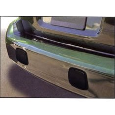 Show details of Pacer Performance Products 25536 Silver Bumper Guard Protector.