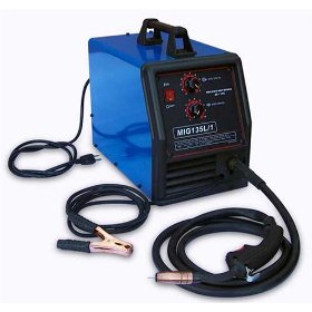 Show details of TROY 135 AMP Mig/mag Welder Flux Welding Welder Machine NEW.