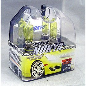 Show details of Nokya Arctic Yellow 9005 Headlight Bulb (Stage 1).