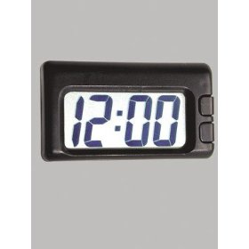 Show details of Custom Accessories CU073360 Large Lighted Readout Clock.
