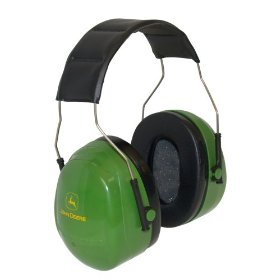 Show details of AO Safety 93112 John Deere Professional Earmuff.