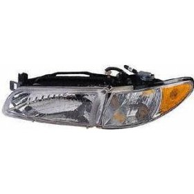Show details of 97-03 PONTIAC GRAND PRIX HEADLIGHT LH (DRIVER SIDE) (1997 97 1998 98 1999 99 2000 00 2001 01 2002 02 2003 03) 20-5122-09 16526111.