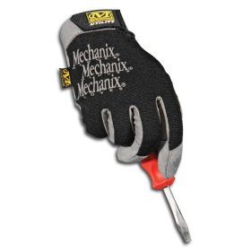 Show details of Mechanix Wear H15-05-008 Small Utility Glove, Black.