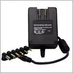 Show details of VM 1225 - SWITCHING AC TO DC POWER SUPPLY 12V 2500mA.