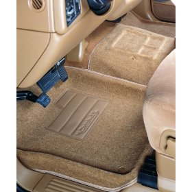 Show details of Nifty 600638 Catch-All Premium Gray Carpet Front Floor Mats - Set of 2.