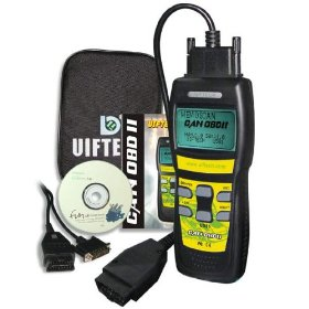 Show details of U581 CAN/OBDII/EOBDII Memo Scanner (Live Data).