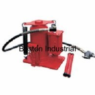 Show details of 20 Ton Air Hydraulic Bottle Jack.