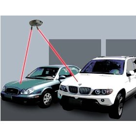 Show details of Sierra Tools 2-Car Laser Parking System.