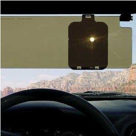 Show details of Sun Zapper Glare Shield.
