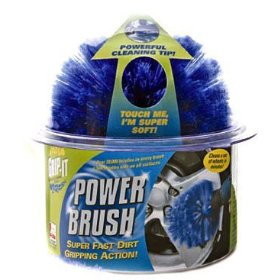 Show details of Power Brush Super Soft Wheel Cleaning Tool.